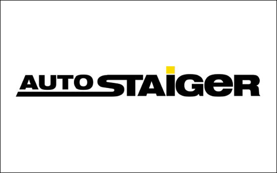 Auto Staiger Logo farbig - Kunde von STEP Advertainment